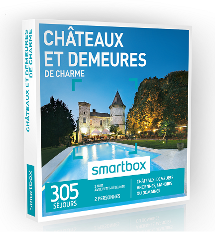 Week end tritoo cadeau for Demeures de charmes