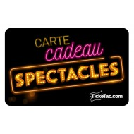 E-carte cadeau ticketac