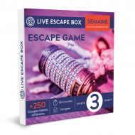 E-Billet Escape Game Semaine : en couple ou petit comité