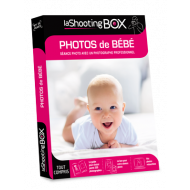 E-Coffret cadeau - PHOTOS de BEBE - LaShootingBOX