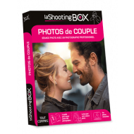 E-Coffret cadeau - PHOTOS de COUPLE - LaShootingBOX