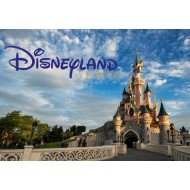 E-carte cadeau Disneyland Paris
