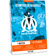 E-box Olympique de Marseille - Tick'nBox
