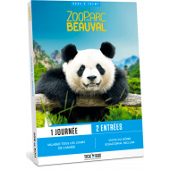 E-box Zoo Parc de Beauval - Tick'nBox