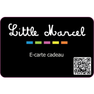 E-carte cadeau - Little Marcel