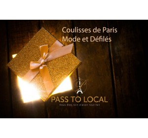 E-carte cadeau Pass To Local