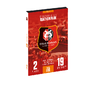 Box cadeau - Stade Rennais FC - Tick&Box