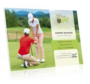 Box cadeau - Initiation Golf